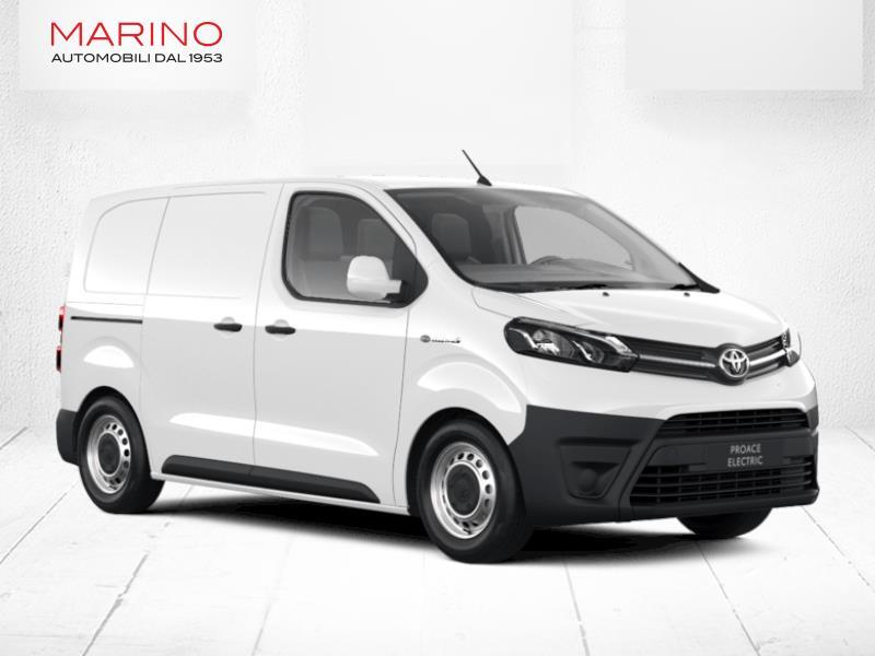 NLT TOYOTA Proace Electric  50kWh PC-TN Furgone Compact 5p. 10q Active