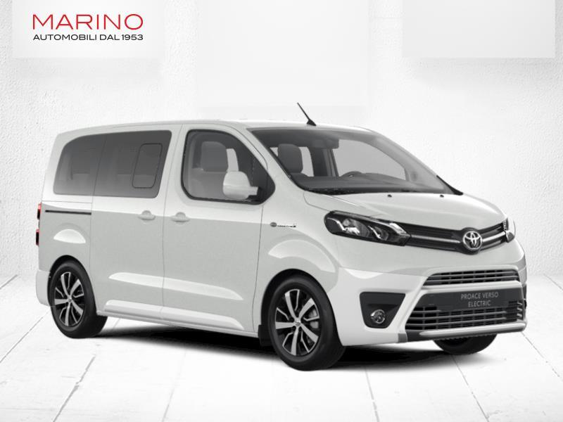 NLT TOYOTA Proace Verso El. Proace Verso Electric 50 kWh L0 Compact D Lounge
