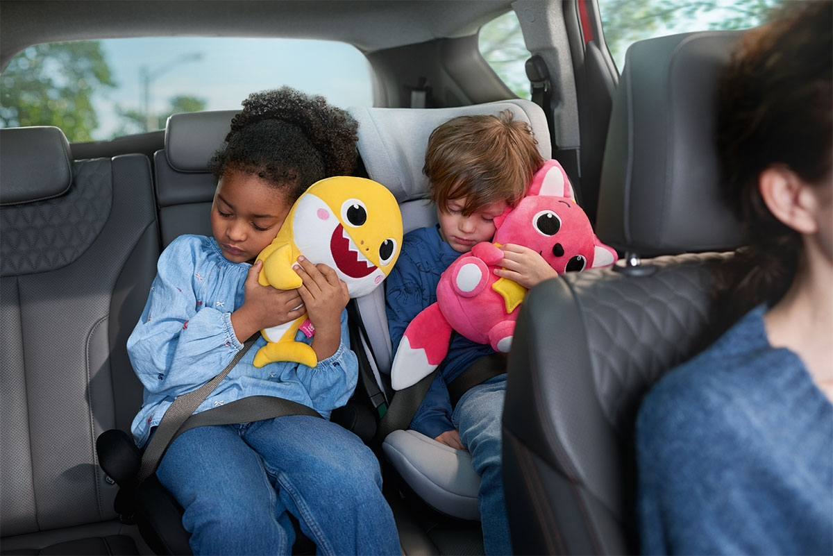 Hyundai Toy Assist: il peluche di Baby Shark