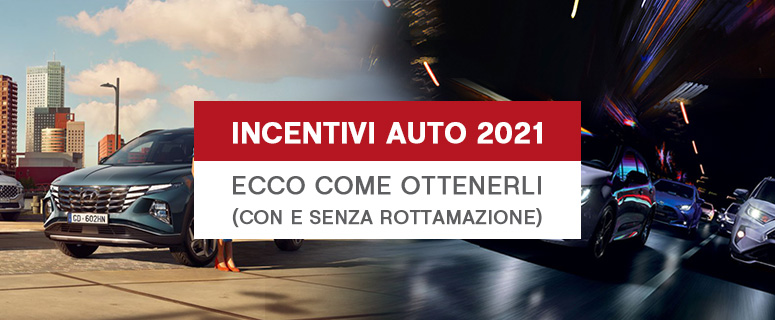 Incentivi auto 2021: modelli Toyota e Hyundai che rientrano nell'ecobonus statale