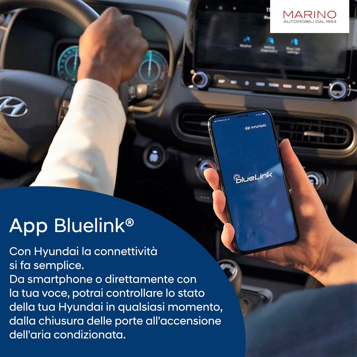 Come funziona Hyundai App Bluelink? [VIDEO]
