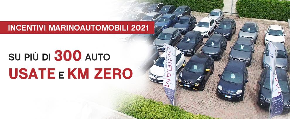 Incentivi auto 2021: Usato e Km Zero