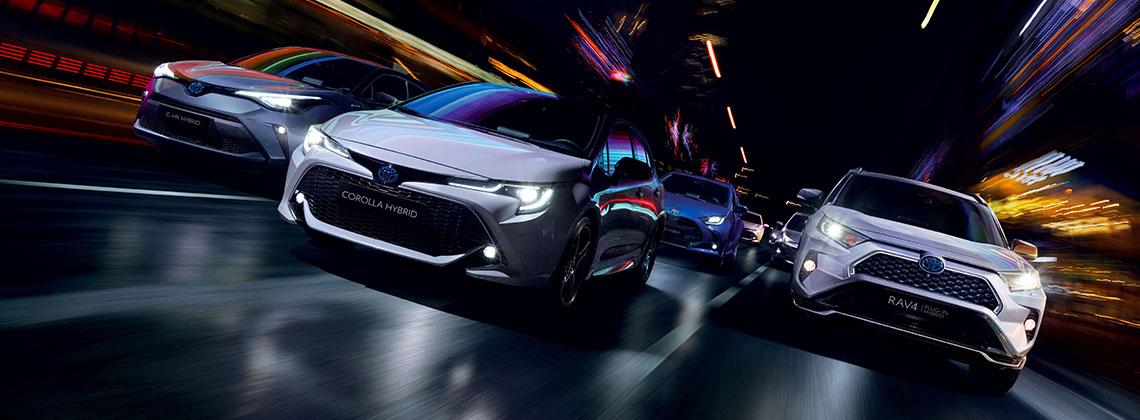 Toyota: Incentivi auto 2021 (quasi terminati)