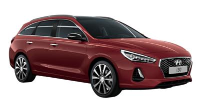 HYUNDAI i30 3ª serie i30 Wagon 1.6 CRDi 115CV Business Leasing