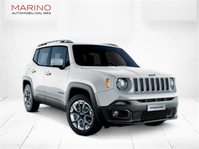 NLT JEEP Renegade  1.6 Mjt 120 CV Limited