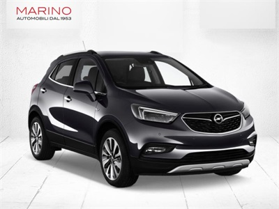 NLT OPEL Mokka  X 1.4 Turbo GPL Tech 140CV 4x2 Advance