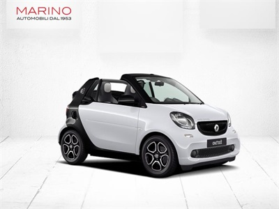 NLT SMART fortwo 3ªs.(C/A453) fortwo 70 1.0 twinamic cabrio Passion