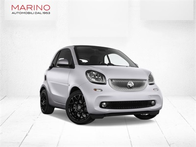 NLT SMART forfour 2ªs. (W453) forfour 70 1.0 twinamic Passion