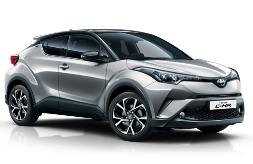 NLT TOYOTA C-HR  1.2 Turbo Active