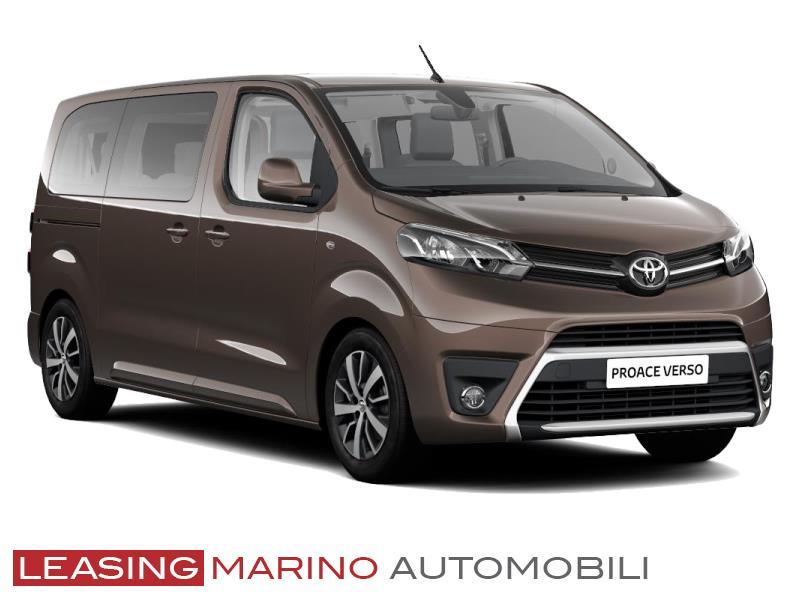 TOYOTA Proace Verso Proace Verso 1.5D L0 D Lounge Leasing