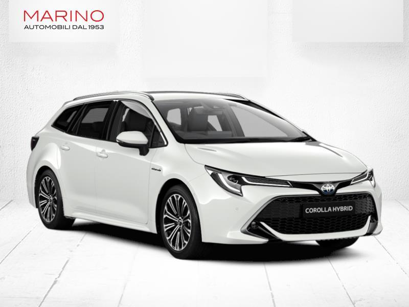 NLT TOYOTA Corolla (2018--->) Corolla Touring Sports 1.8 Hybrid Business
