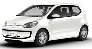 NLT VOLKSWAGEN up! 1.0 5p. move  BlueMotion Technology