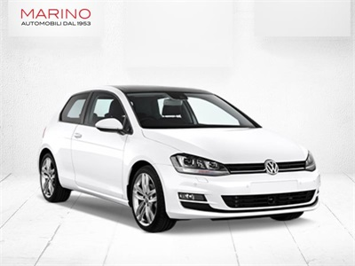 NLT VOLKSWAGEN Golf 7ª serie Golf 1.6 TDI 115 CV 5p. Business BlueMotion Technology