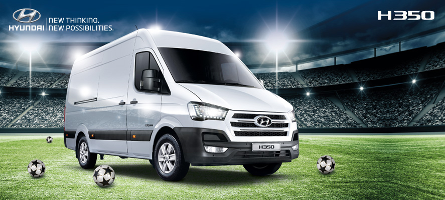 Hyundai H350 2.5 CRDI RWD PL-TN Furgone Comfort L (Diesel) - Dimensioni, Consumi e Dotazioni di serie