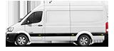 Hyundai H350 2.5 CRDI RWD PL-TN Furgone Comfort L Diesel