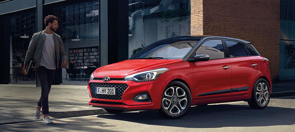 Hyundai i20 (1.2 GPL 73CV ConnectLine). Offerta 2020-16
