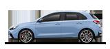 Hyundai i30 2.0 T-GDI 5 porte N Benzina