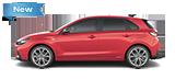Hyundai i30 1.6 CRDi 136CV DCT 5 porte N-Line Diesel