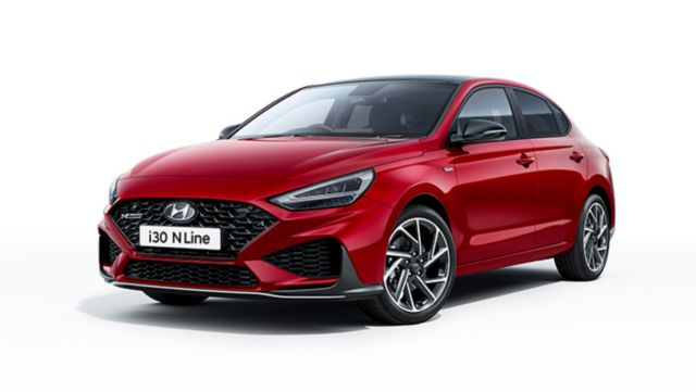 Hyundai Nuova i30 Fastback