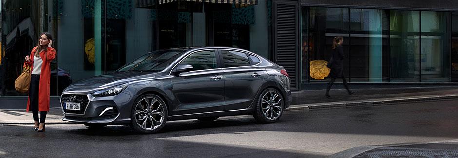 Hyundai i30 Fastback (1.6 CRDi 136 CV DCT Business). Offerta 2020-20