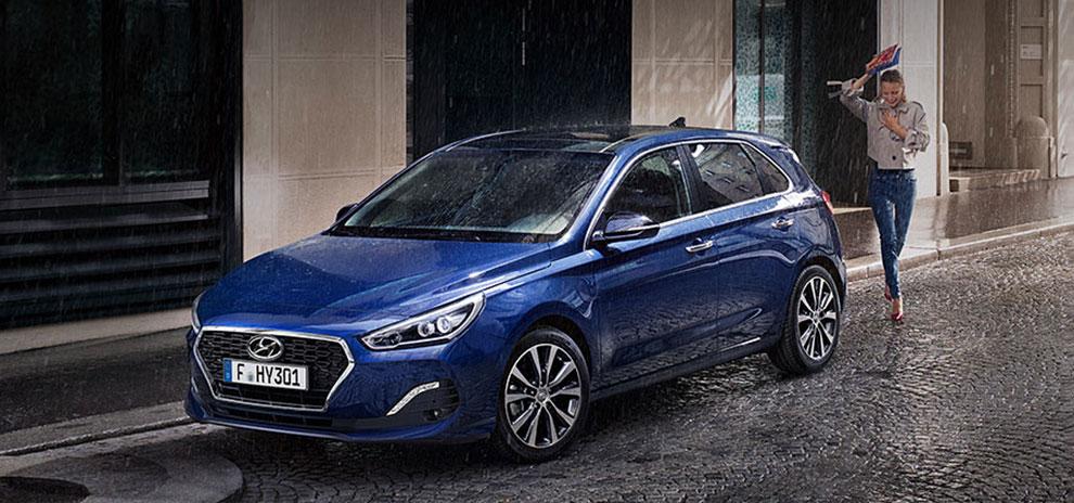 Hyundai i30 (Advanced) tutte le versioni