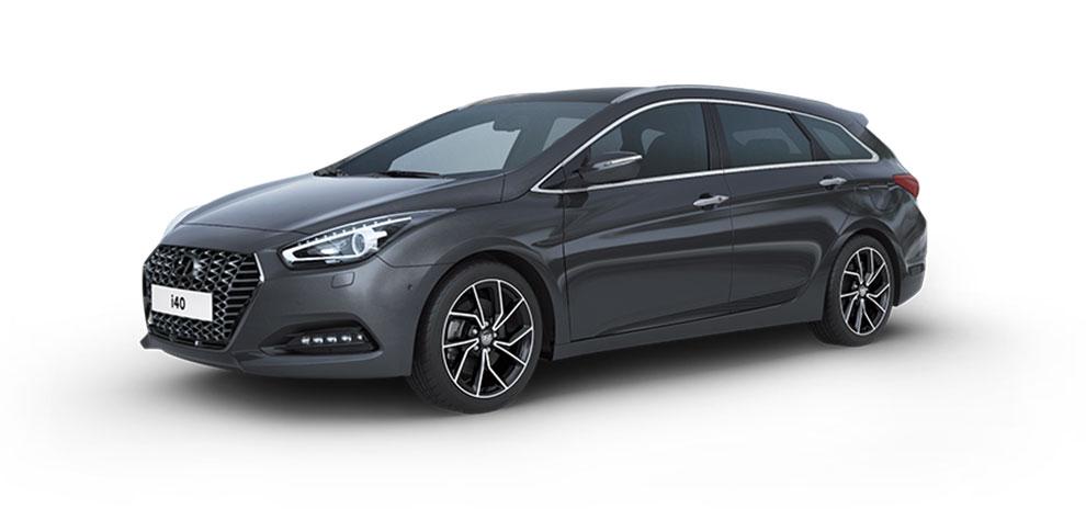 Prenota un Test Drive: Hyundai i40 Wagon