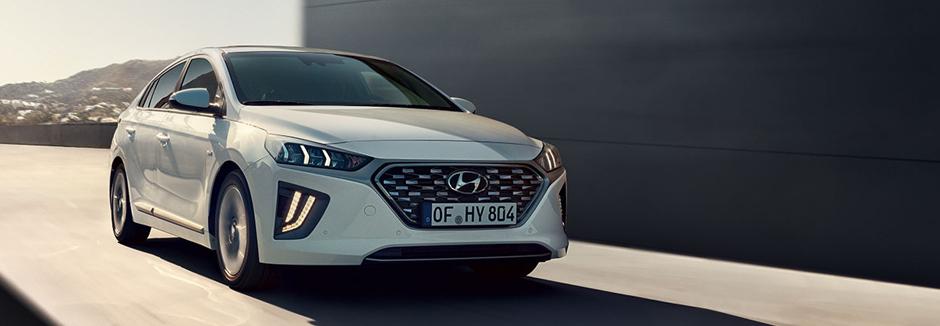 Hyundai IONIQ Hybrid (1.6 HYBRID 141CV DCT Tech). Offerta 2020-22
