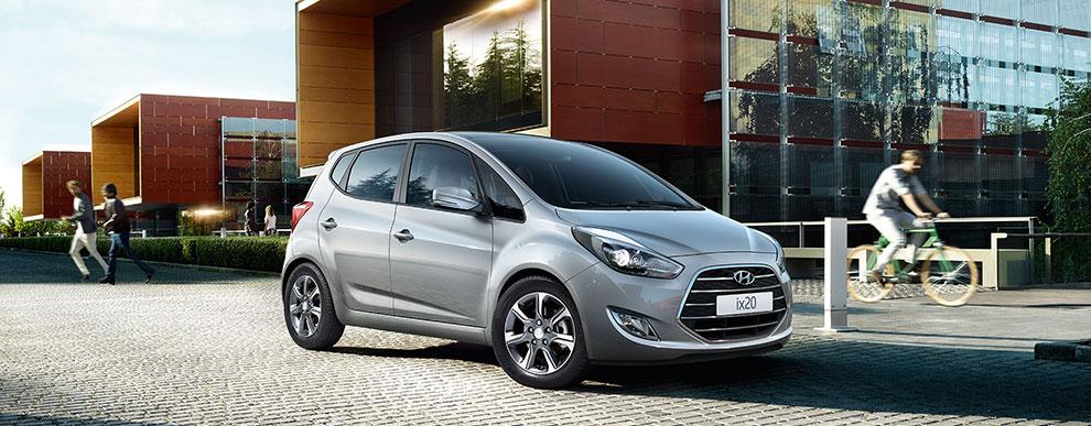 Hyundai ix20 (App Mode) tutte le versioni