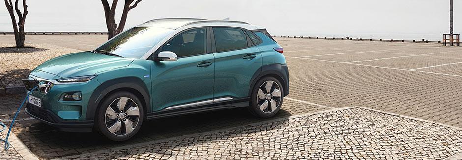 Hyundai Kona EV 64 kWh Exellence (Elettrica) - Dimensioni, Consumi e Dotazioni di serie