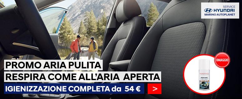 Promo Aria Pulita