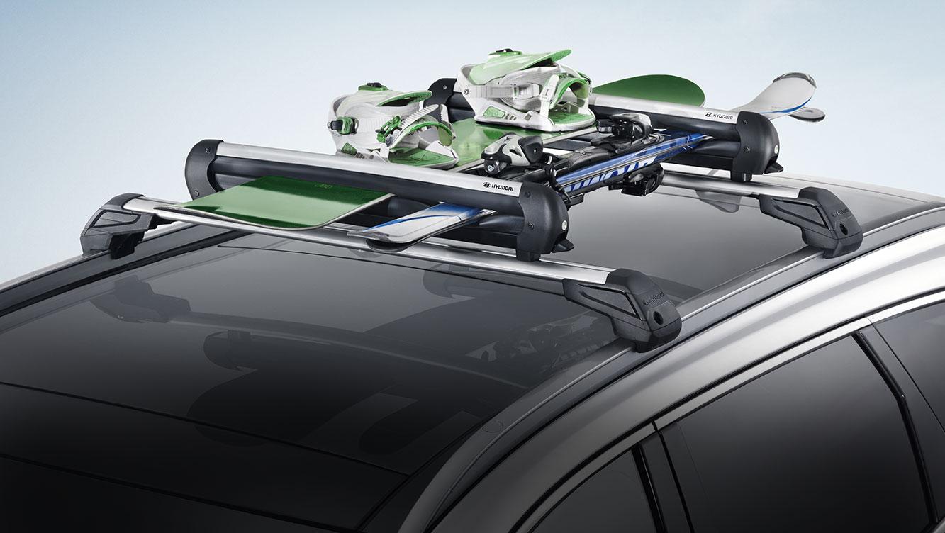 Porta-sci e snowboard