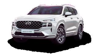Hyundai Nuovo Santa Fe