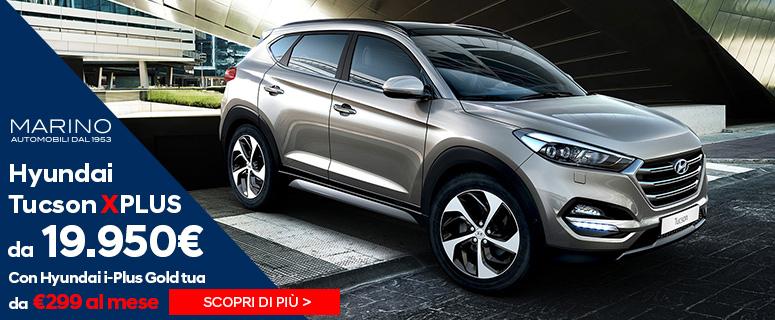 Nuova Hyundai Tucson $allestimento$, approfitta dell'offerta entro fine mese.