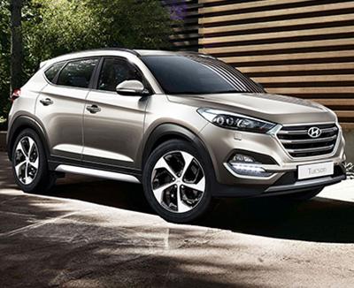 Hyundai Tucson 1.7 Classic