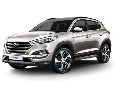 Hyundai Tucson XPlus
