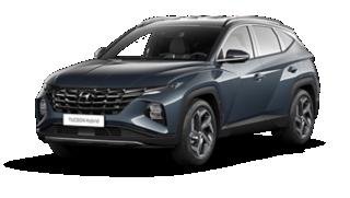 """Hyundai  Nuova TUCSON Hybrid TUCSON NEW 1.6HEV AT 230 XLINE +19"""" Alloy"""