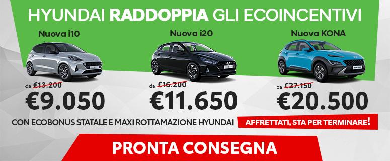 Maxi Rottamazione Hyundai
