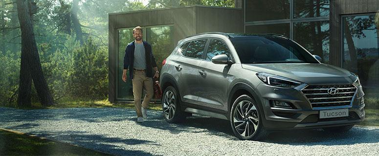 Scopri Nuova Hyundai Tucson