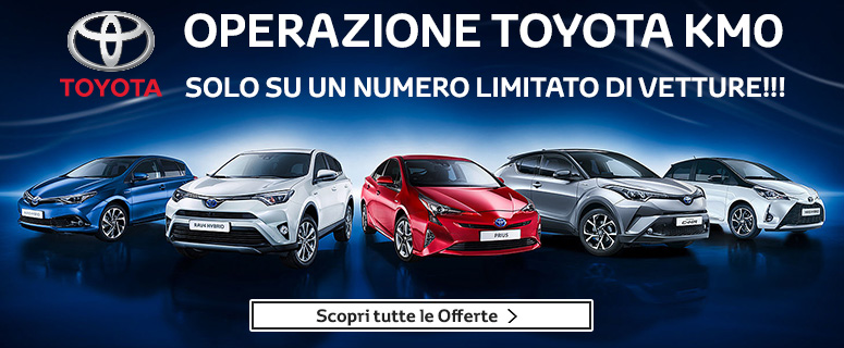 Toyota Km0