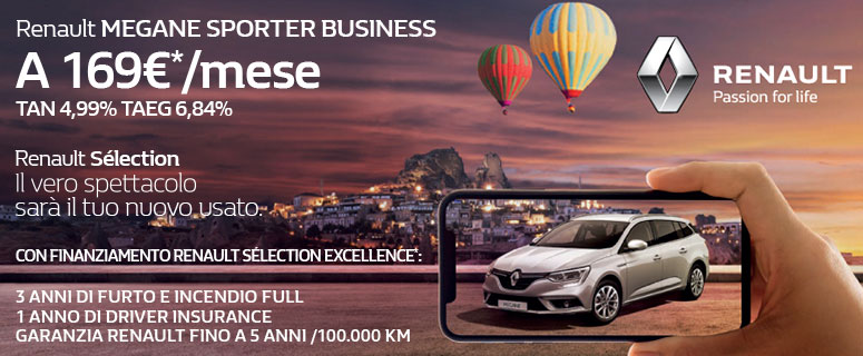 Renault Selection Excellance