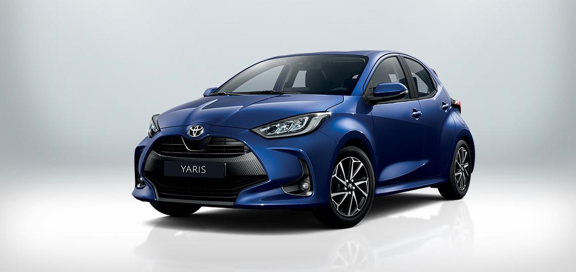 Toyota Nuova Yaris (Trend) tutte le versioni