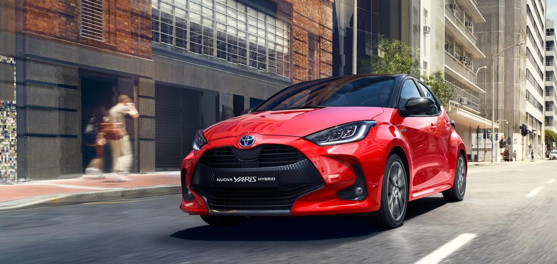 Toyota Nuova Yaris Hybrid: Allestimenti, Versioni e Motorizzazioni