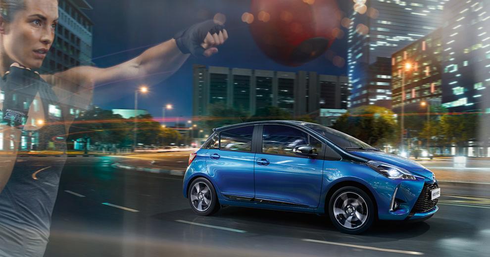 Toyota Yaris Hybrid - Promozioni e Prezzi