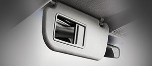 Hyundai i10 aletta parasole