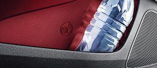 Hyundai i10 porta bottiglie