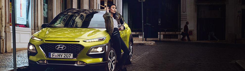 Hyundai Kona Design