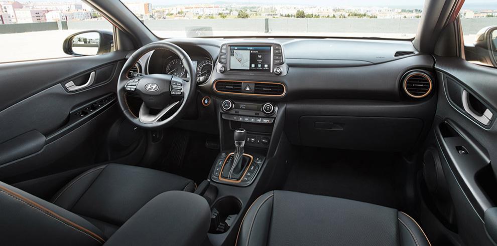 Hyundai Kona Interni