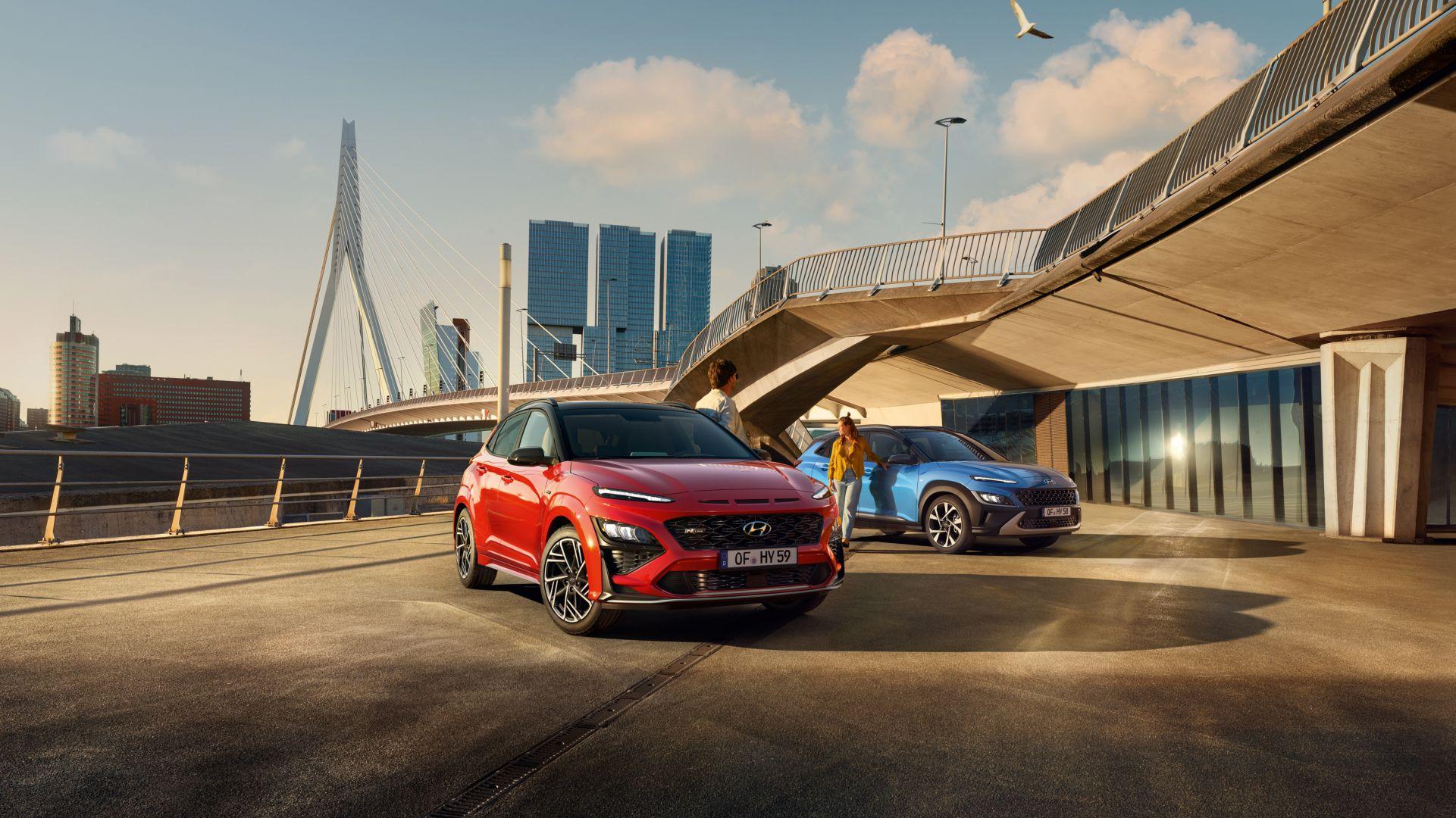 Hyundai Nuova Kona: Preventivo Gratuito e Personalizzato!