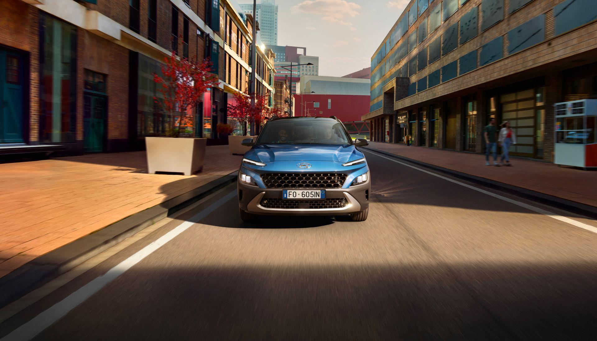 Hyundai Nuova Kona Hybrid: Allestimenti, Versioni e Motorizzazioni