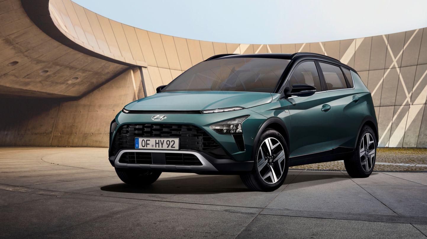 Hyundai Bayon: Preventivo Gratuito e Personalizzato!